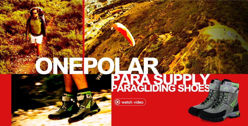 Para Supply Boots