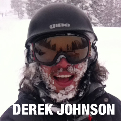DEREK JOHNSON